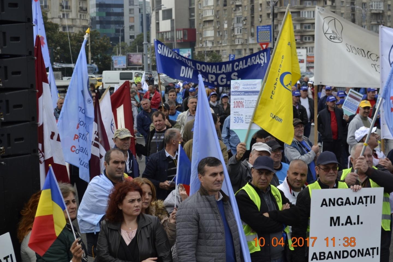 COMUNICAT din 12.03.2018 - FSNPPC dezminte acuzaţiile nefondate referitoare la protestele programate