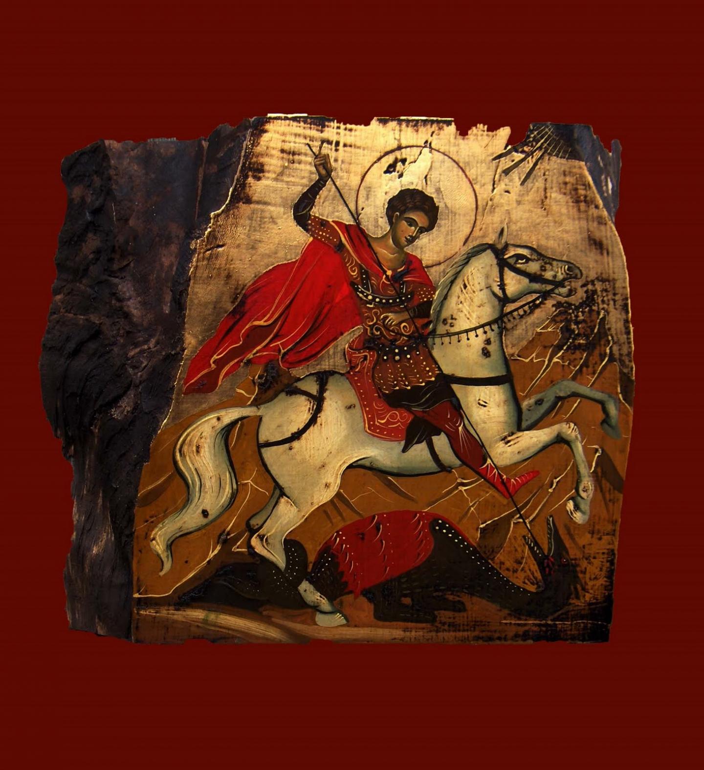 23 aprilie – Praznicul Sfântului Mare Mucenic Gheorghe