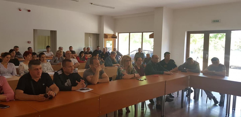 INFORMARE din 29.05.2018 Întâlniri cu membrii SNPPC din județele Mehedinți și Caraș-Severin
