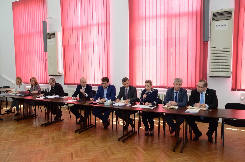 Ședința Comisiei de Dialog Social la nivelul MAI