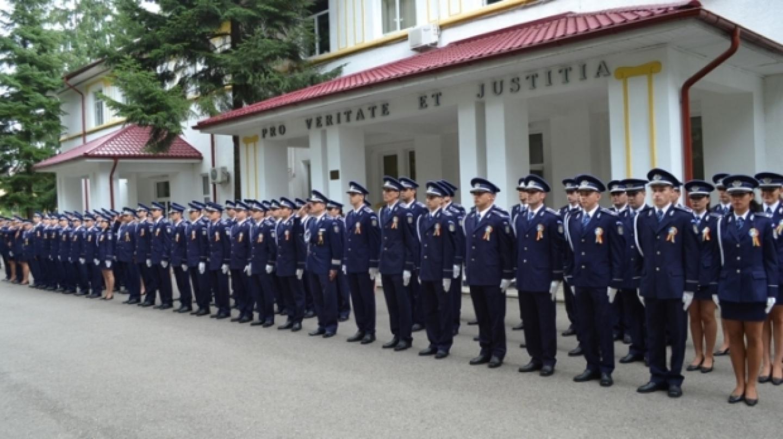 06.11.2018 - Continuă înscrierile pentru admiterea în  şcolile de agenţi si subofiţeri ale MAI