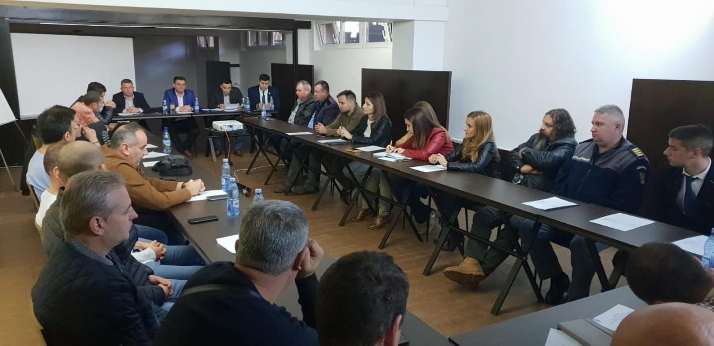 06.11.2018 - Alegeri pentru conducerea  Biroului Teritorial SNPPC din cadrul STPF Arad