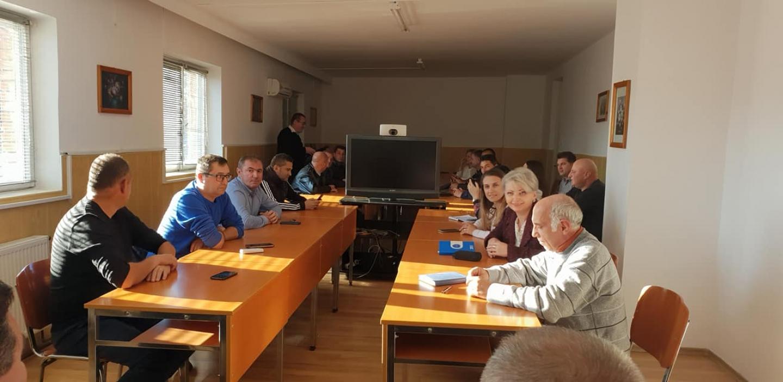 09.11.2018 - Săptămână de dialog cu membrii SNPPC
