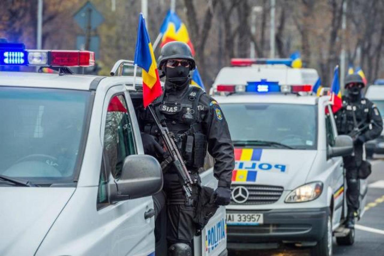 13.12.2018 - Măsuri legislative pentru întărirea autorităţii poliţistului