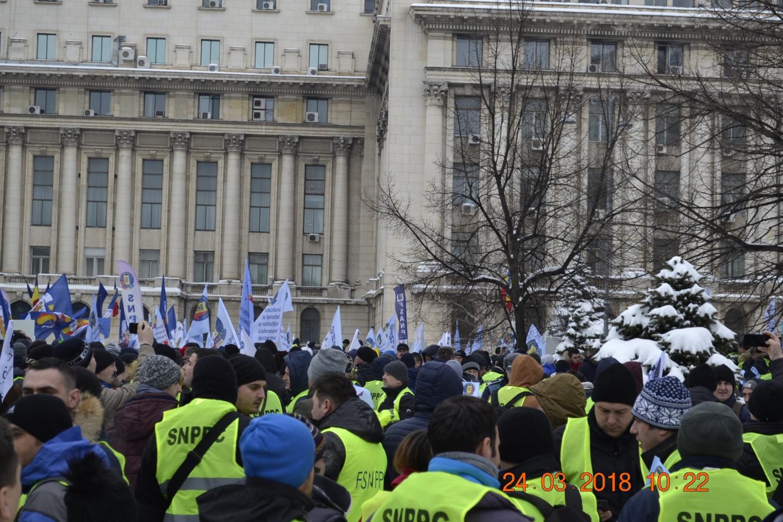 07.01.2019 - Solicitări pentru participarea la acțiunile de protest, alături de FSNPPC