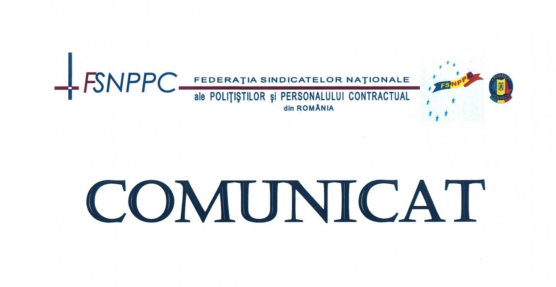 08.01.2019 - PRECIZĂRI  privind alegerea perioadei acțiunilor de protest  (update la comunicatul FSNPPC din 4 ianuarie)
