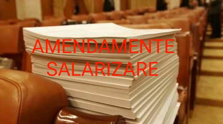 SINTEZĂ: demersuri efectuate de organizația noastră, în 2018,  pentru salarizare și modificarea regimului pensiilor militare de stat