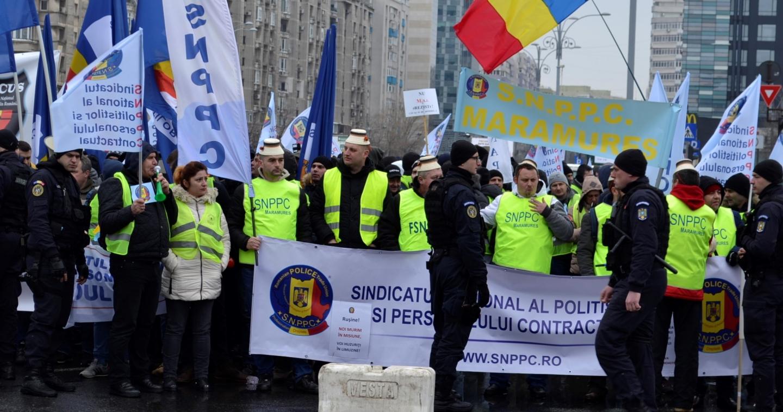 28.01.2019 - COMUNICAT  privind acțiunile sindicale adoptate de FSNPPC