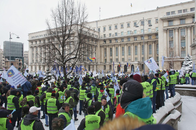 06.02.2019 - Solicitare adresată Primăriei Sibiu, pentru organizarea unor acțiuni de protest sindical, în data de 9 mai a.c.