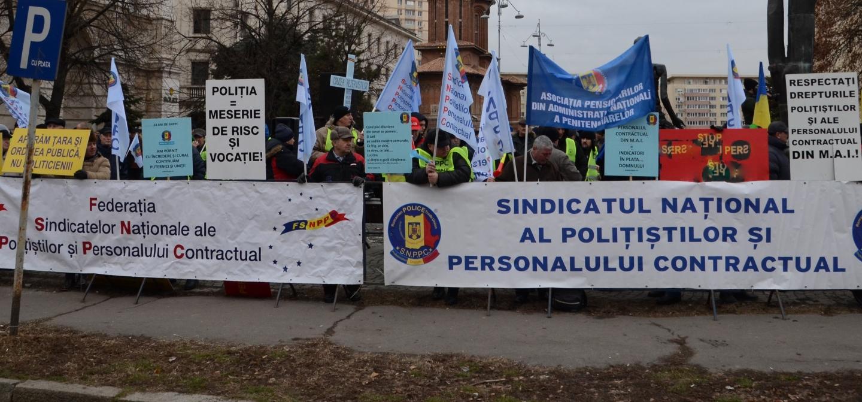 26.02.2019 - De jure:  SNPPC, singurul sindicat reprezentativ  la nivelul Poliției Române și al Poliției de Frontieră.  FSNPPC – federație reprezentativă la nivelul MAI