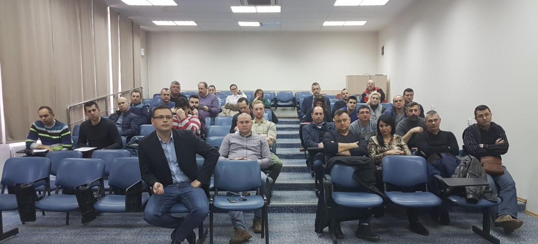 14.03.2019 - Dezbateri utile, la adunarea generală a membrilor SNPPC din IPJ Cluj