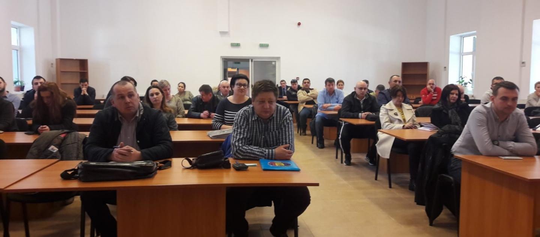 14.03.2019 - Întâlniri cu membrii SNPPC, in Județul Timis