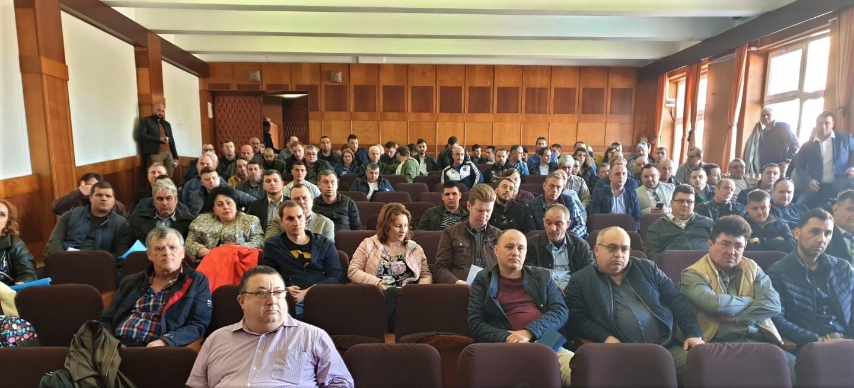 23.03.2019 - Alegeri la SNPPC Constanta