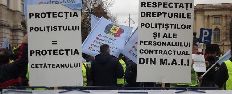 02.04.2019 - Două zile de discuții, la IGPR și IGPF, despre drepturile  și interesele aferente membrilor de sindicat