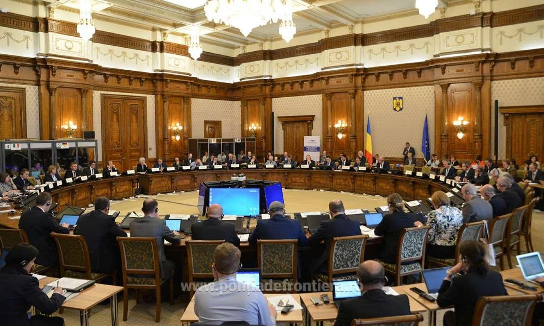 04.04.2016 - Corp permanent, la frontierele UE, din 2021