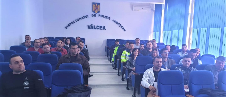 19.04.2019 - Biroul Teritorial SNPPC din IPJ Vâlcea și-a ales conducerea executivă