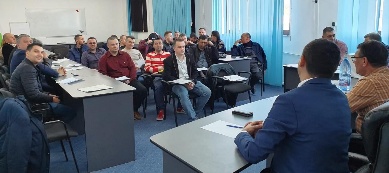 19 aprilie 2019 - zi pentru alegerea conducerii Biroului Teritorial SNPPC și la STPF  Iași