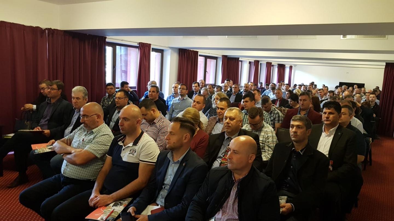 20 mai 2019 - Conferinţa națională FSNPPC/SNPPC a dezbătut problemele personalului MAI