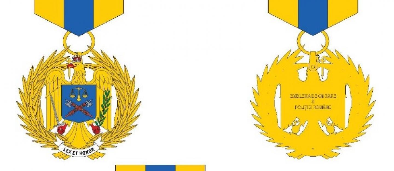 Curier juridic - Distincțiile care pot fi conferite, cu titlu onorific, în cadrul Poliției Române (modelele pot fi vizualizate în Anexele OMAI nr. 66/2014 si 55/2019)