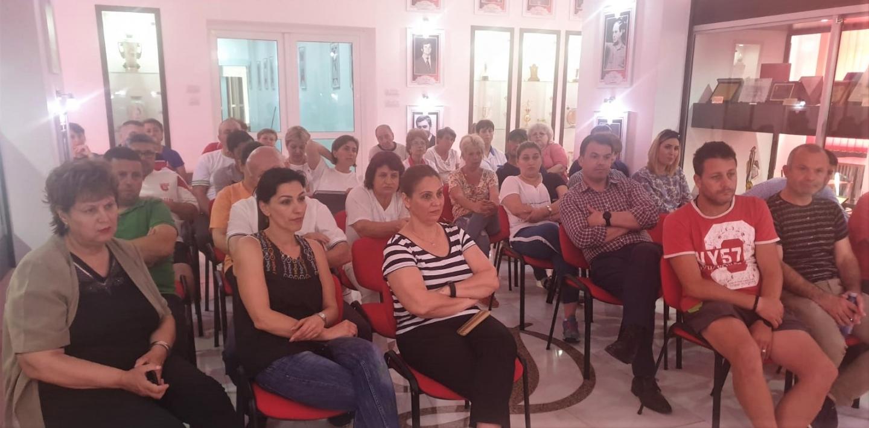 13.06.2019 - Întâlnire cu membrii SNPPC din cadrul Clubului Sportiv Dinamo București