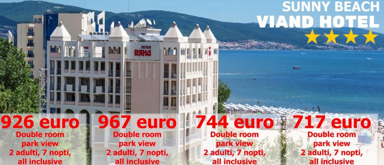"""LITORAL 2019 - 15 superoferte, în Bulgaria, prin ,,Impala Grand Tour""""  -  o agenție sigură și rentabilă, marca SNPPC! Pentru detalii, vizitați site-ul agenției; ofertele sunt disponibile oricărei persoane interesate"""