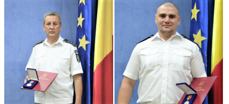 18.07.2019 - Membrii SNPPC din cadrul PFR, distinși cu prilejul Zilei MAI (în completarea informării noastre de ieri)