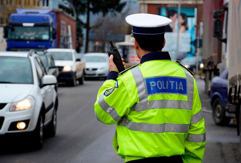 """21.08.2019 - Polițist de la Rutieră, făcut ,,praf"""" în timpul serviciului"""