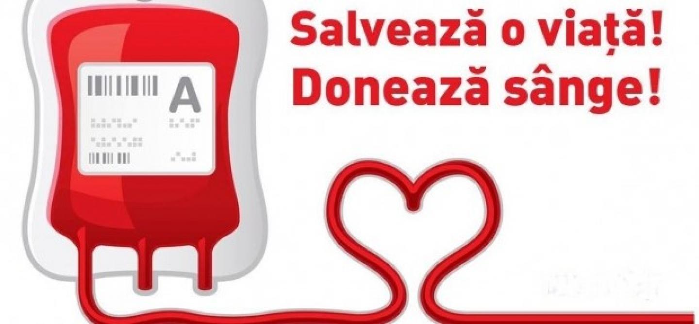 30.08.2019 - APEL UMANITAR URGENT: un coleg, grav bolnav, are nevoie de sânge pentru plasmă (orice grupă sanguină)!! Donarea se va putea face începând cu ziua de luni, 2 sept., cand se vor redeschide centrele  medicale de profil