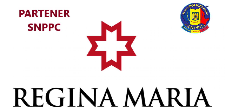 """07.10.2019 - IMPORTANT!  Noi date de contact pentru parteneriatul SNPPC - Rețeaua de sănătate ,,Regina Maria"""""""