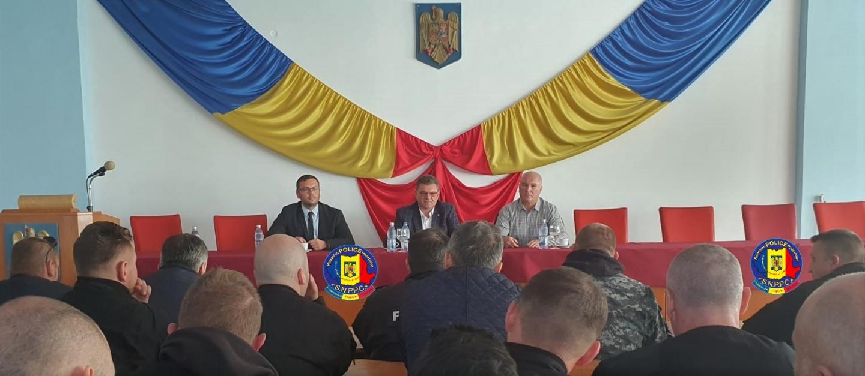 09.10.2019 - COMUNICAT:  SNPPC se implică în soluționarea unor probleme reclamate la IPJ Mureș (II) - în completarea comunicatului nostru din 03.10.2019