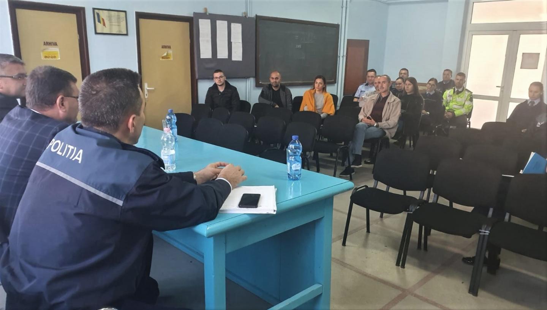 10.10.2019 - În dialog cu membrii SNPPC, la Turda