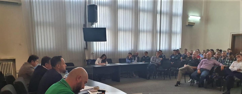 24.10.2019 - Dialoguri sindicale, la IPJ Prahova