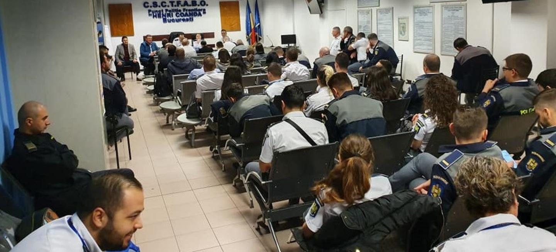 06.11.2019 - Convorbiri sindicale, la Otopeni