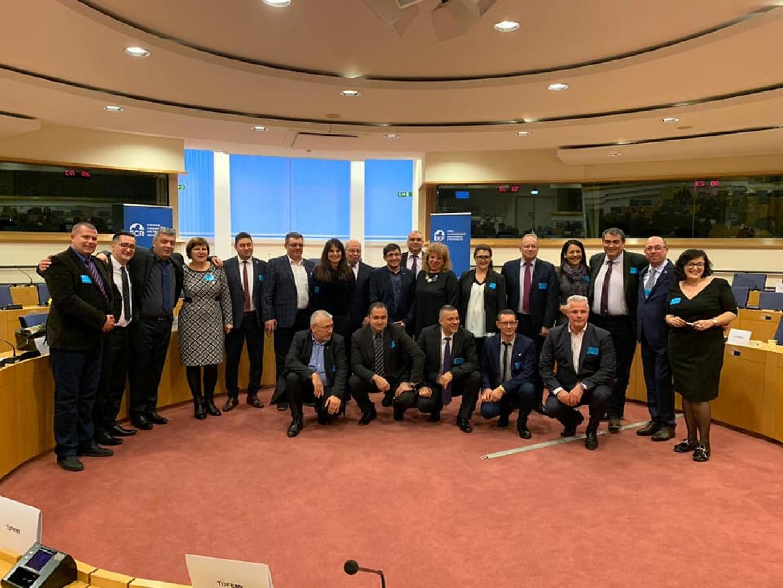 Demersuri SNPPC pentru o salarizare justă și echitabilă a polițiștilor, cu ocazia Conferinței sindicatelor membre EPU de la Bruxelles