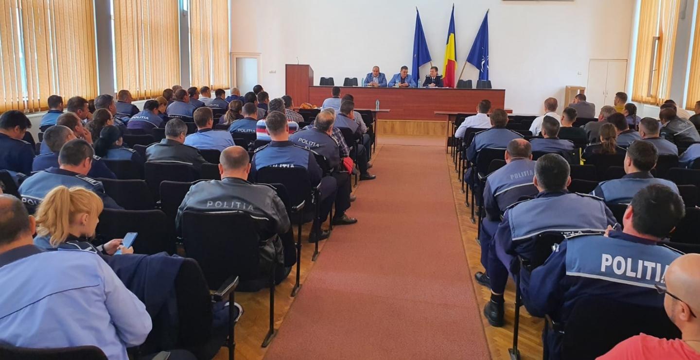 09.03.2020 - Întâlnire informală cu membrii SNPPC din IPJ Buzău