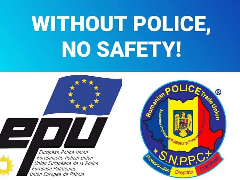 Comunicat European Police Union - EPU 19.03.2020