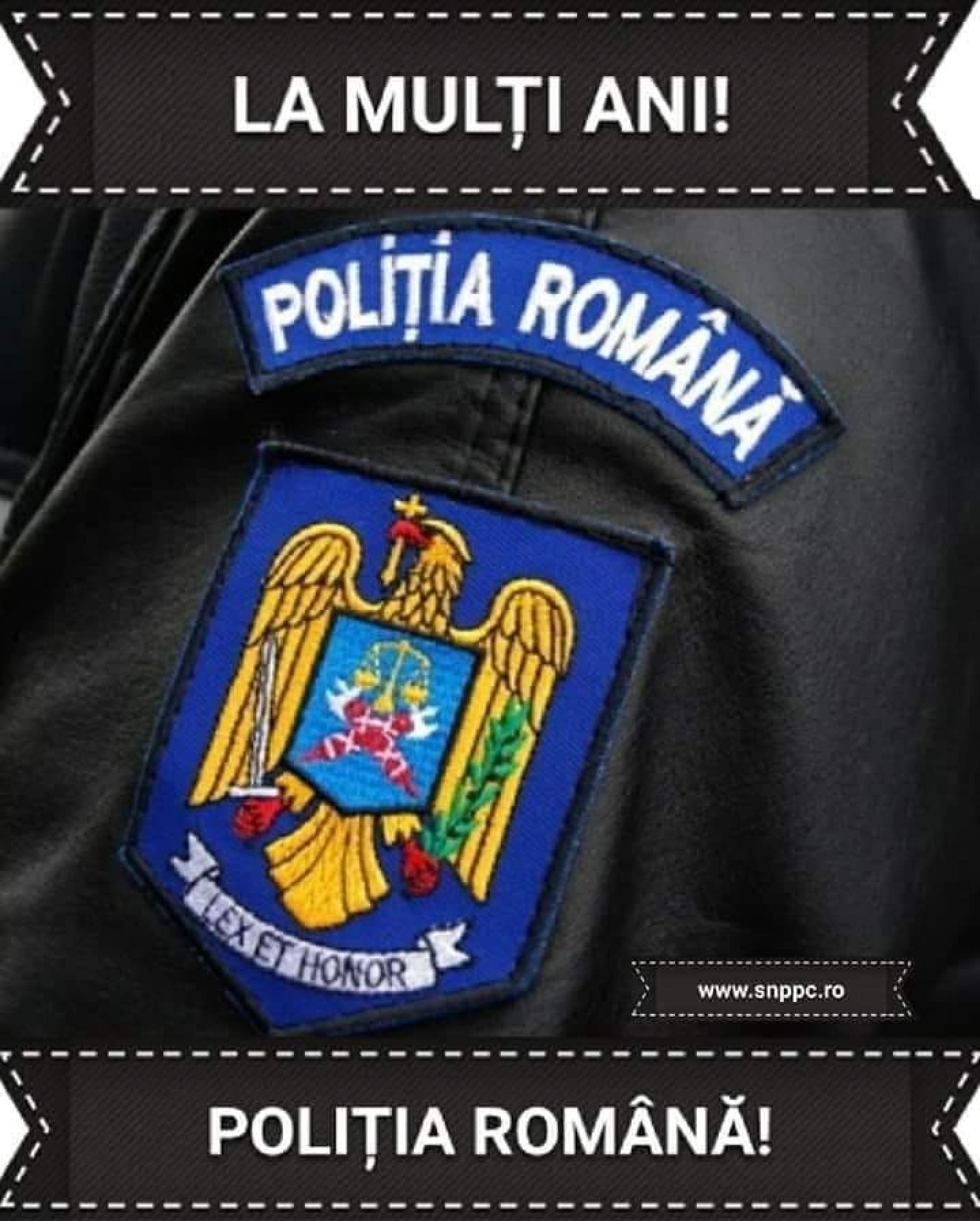 25 martie 2020 - 198 de ani de la fondarea Poliției Române: doar o aniversare, nu și o sărbătoare!