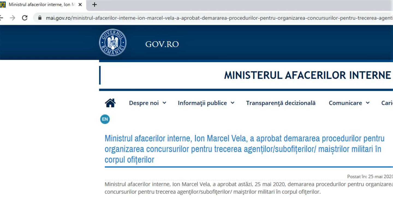 26.05.2020 - Ghid legislativ orientativ pentru participanÈ›ii la concursurile TCO