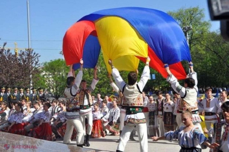 26 iunie 2020 - Drapelul Național împlinește 154 de ani