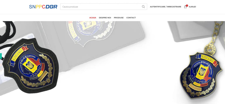 Identitate vizuală/însemne personalizate, prin parteneriatul SNPPC cu Diversitas Group Romania