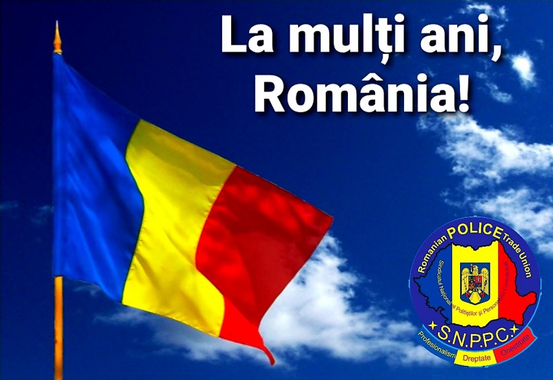 Comunicat 01.12.2020 - La mulți ani, România! #mândrucăsuntromân