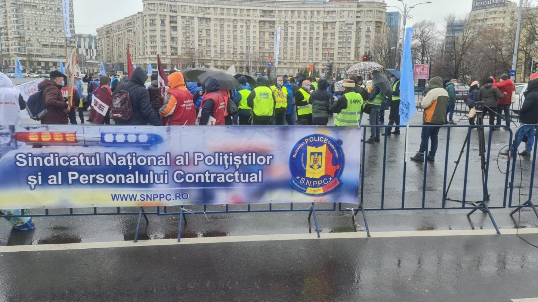 17.03.2021 - Peste 60 de zile de la declanșarea protestelor. Continuăm lupta sindicală! Vrem respect din partea Guvernului, a Parlamentului și a președintelui României!