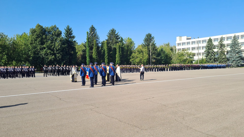 15 iulie 2021 - festivitate de absolvire/înaintare în grad la Academia de Poliție