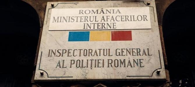 22.11.2018 - Paşi înainte în procesul de modernizare a patrimoniului Poliţiei Române:  37 de sedii vor fi reabilitate