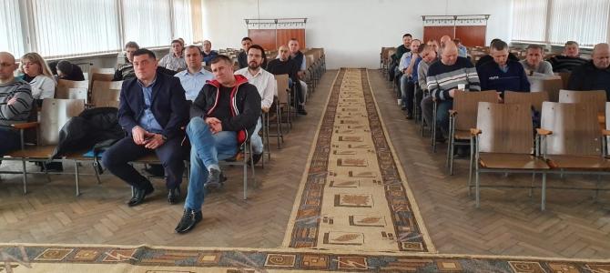 22.03.2019 - Alegeri la Biroul Teritorial SNPPC din IPJ Suceava