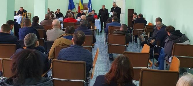 28.03.2019 - Alegeri la Biroul Teritorial SNPPC din cadrul PF Suceava