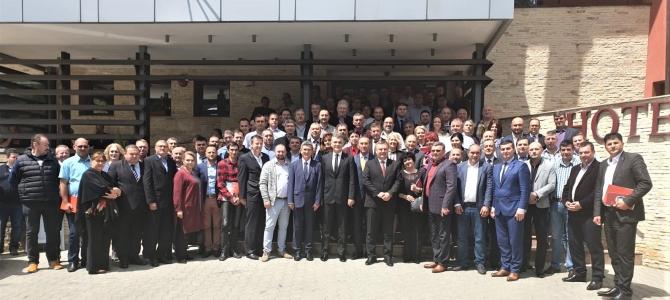 17 mai 2019 - a doua zi de dezbateri  la Conferinţa națională FSNPPC/SNPPC