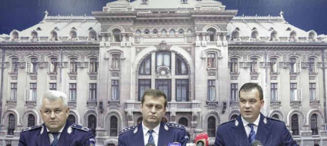INFORMARE 21.05.2019 - Întâlnire cu conducerea Poliției Capitalei