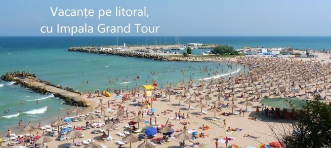"""24.06.2019 - Oferte avantajoase, prin ,,IMPALA GRAND TOUR"""" - o agenție sigură și rentabilă, marca SNPPC. Comparați și vă veți convinge! Oferta completă LITORAL ROMÂNIA 2019 și multe alte destinații atractive, la un click distanță!"""