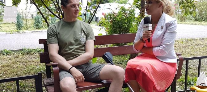 17.07.2019 - Cazul lui Dan-Ciprian Sfichi, mediatizat pe larg în jurnalele de știri din ultimele zile. Mulțumim public Postului România TV pentru sprijinul moral acordat unui polițist-erou! (interviul a fost postat, azi, și pe contul nostru de facebook)